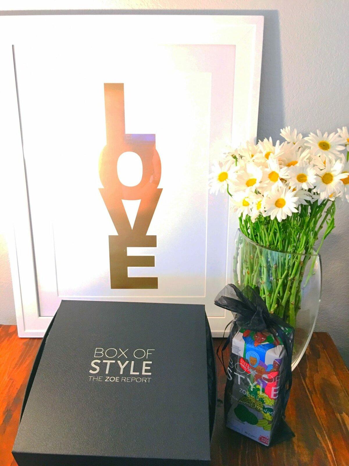 Zoe Report Box Of Style