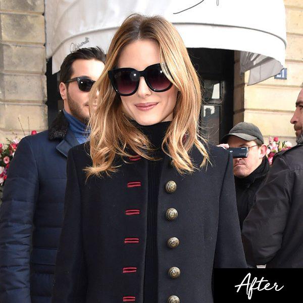 Olivia Palermo New Haircut
