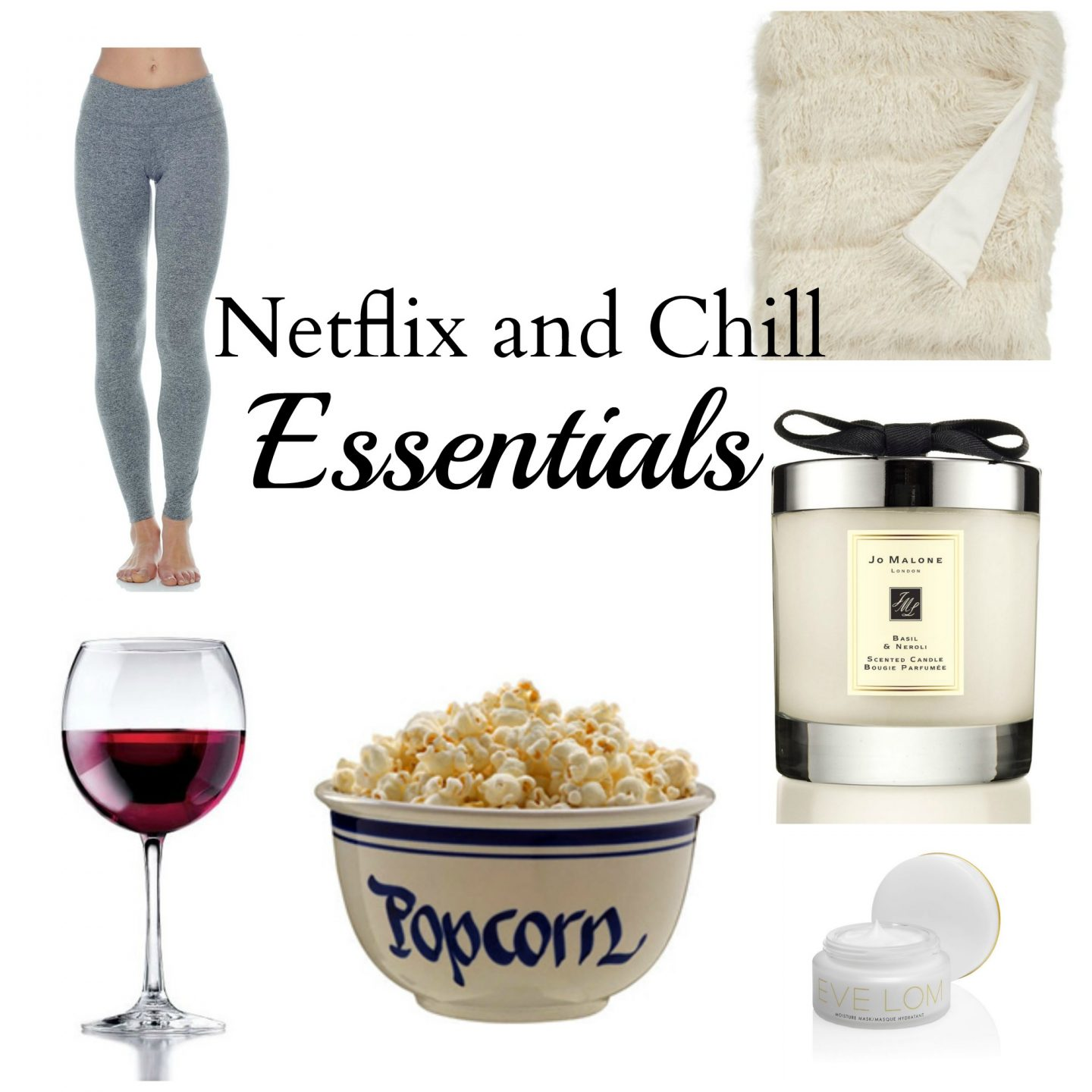 netflix nd chill essentials