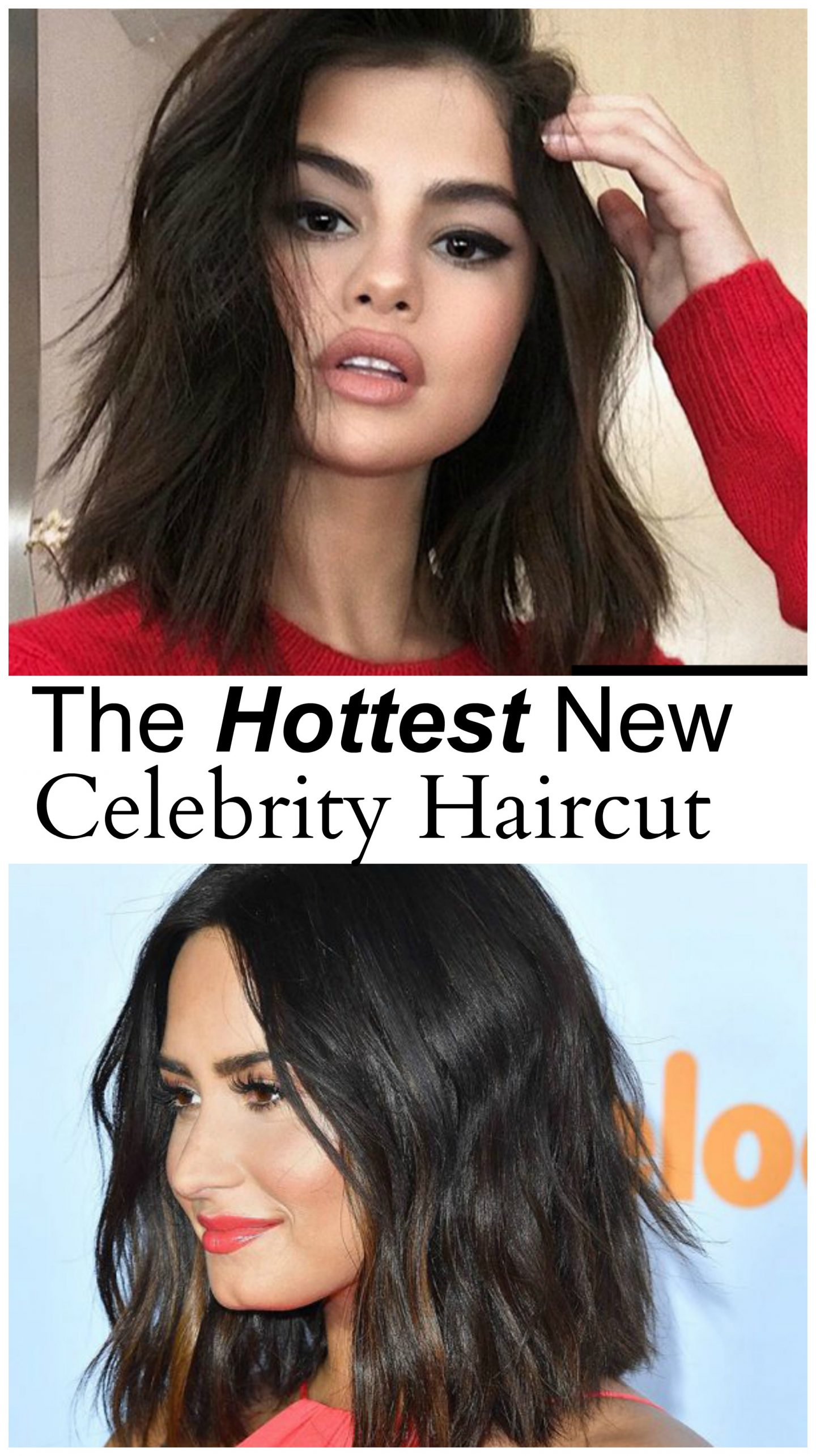 hot new celebrity haircut