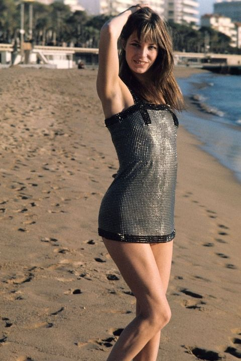 iconic jane birkin 1970