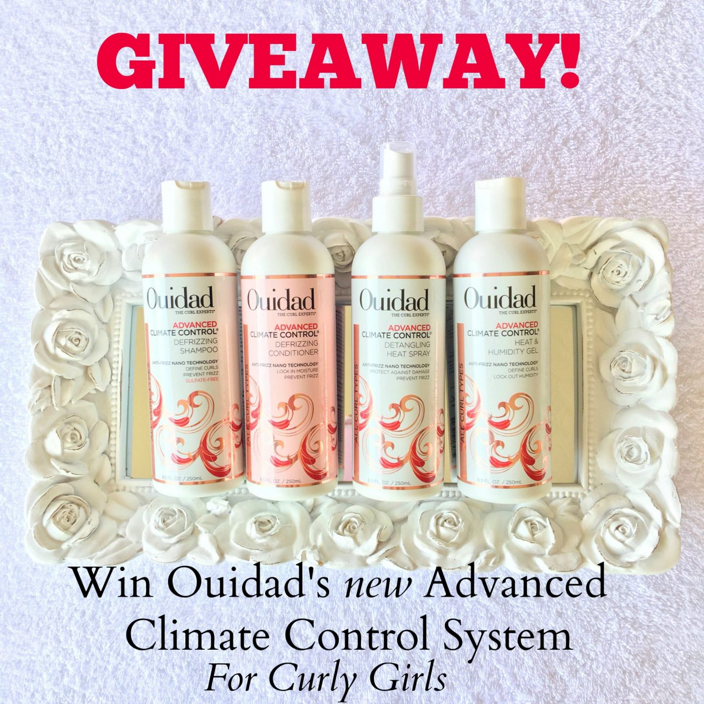 Ouidad Advanced Climate Control For Curly Hair