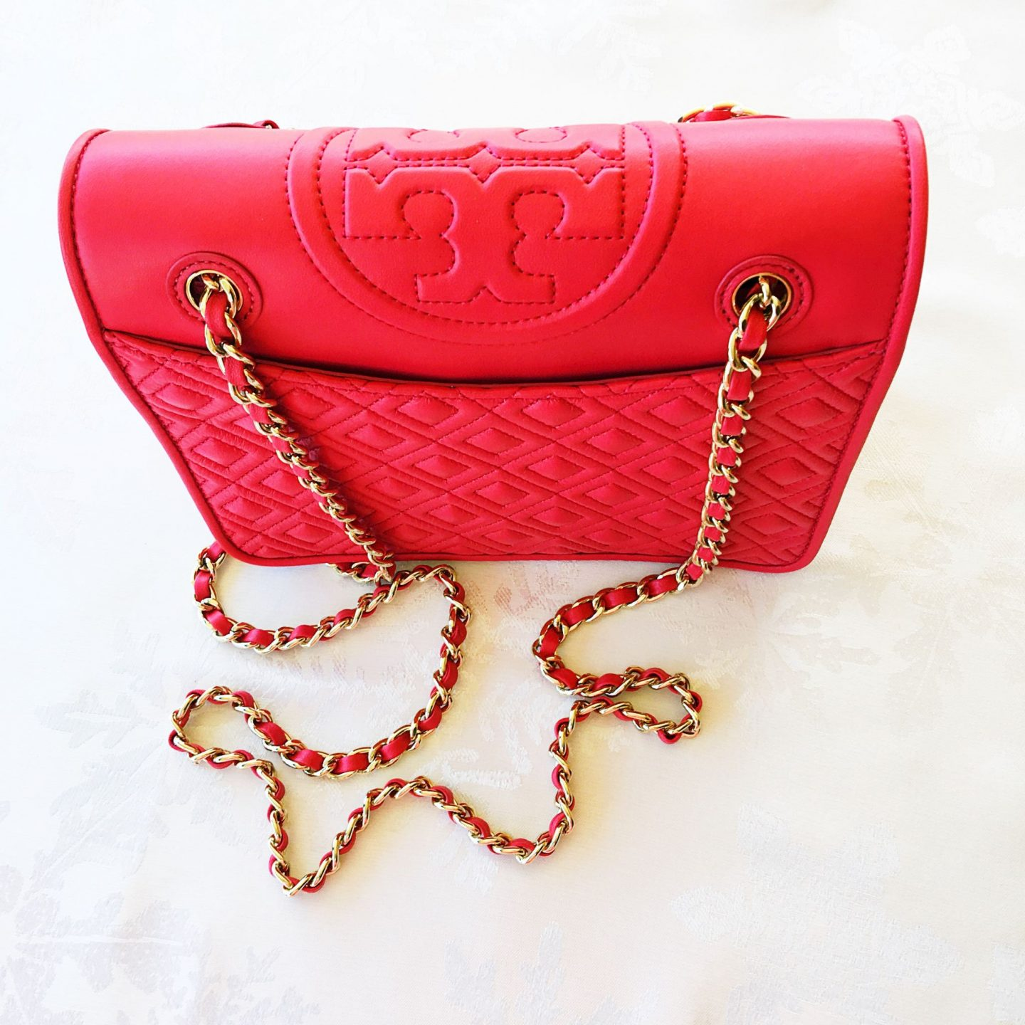 Tory Burch Fleming Pink