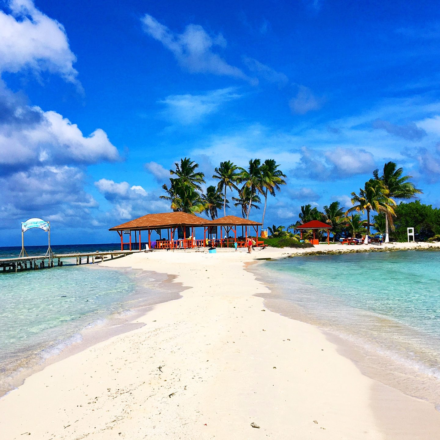Goff's Caye Belize