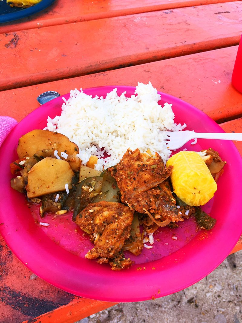 Belizean food