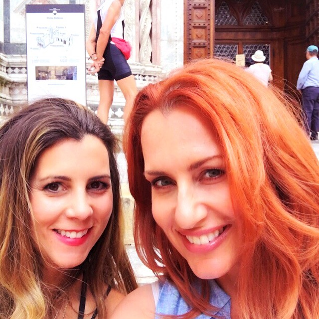 Glam Italia Tour, Siena