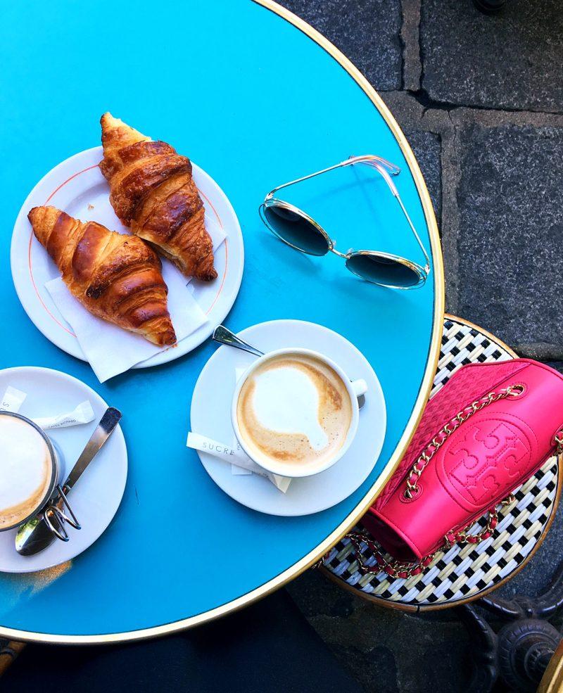 breakfast Cafe l'Etincelle Paris