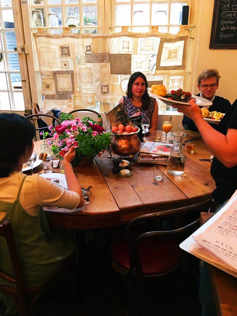 A secret lunch spot in paris 13 a bakers dozen corinna for 13 a table paris