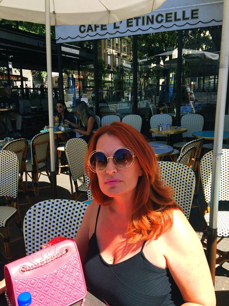 Corinna B's World Cafe l'Etincelle Paris