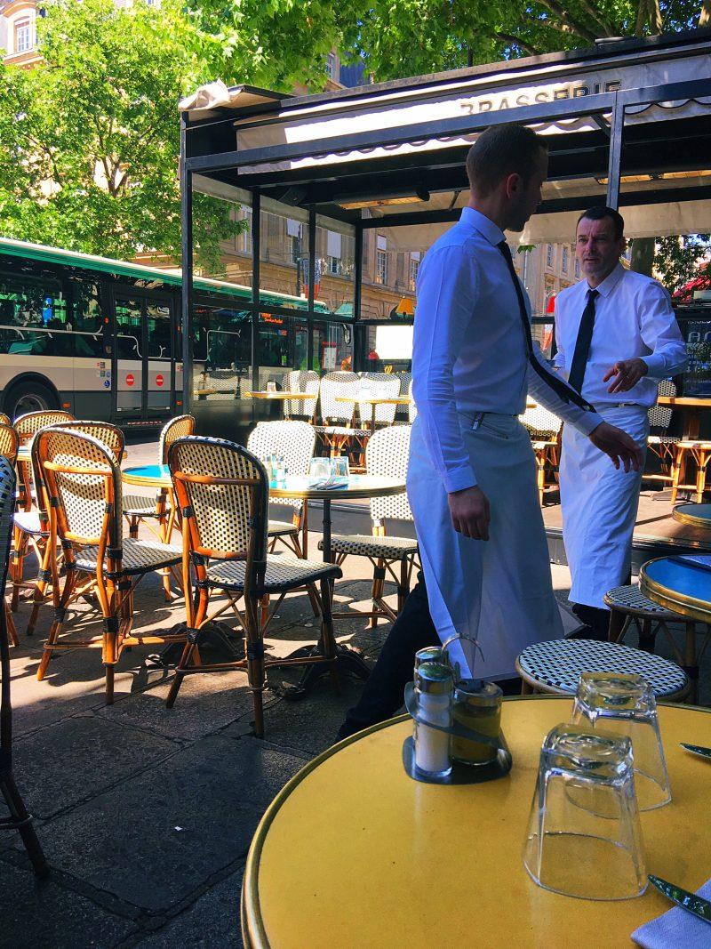 Cafe l'Etincelle Paris