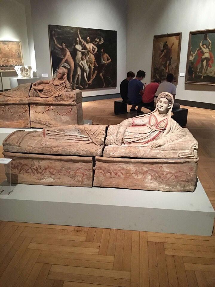 Estruscan Sarcophagus
