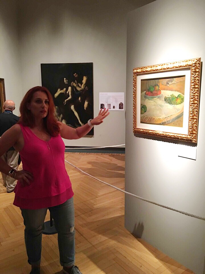 Stolen Gauguin