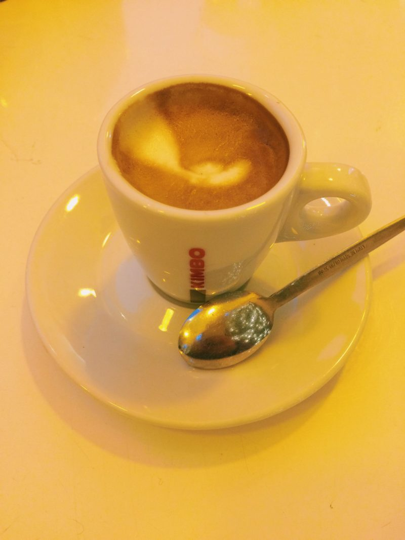 Kimbo Coffee In Naples