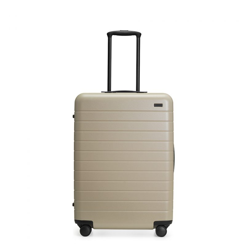 Away Travel Medium Suitcase Sand