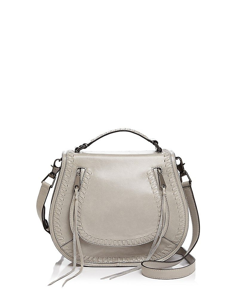 Rebecca Minkoff Cross Body Saddle Bag
