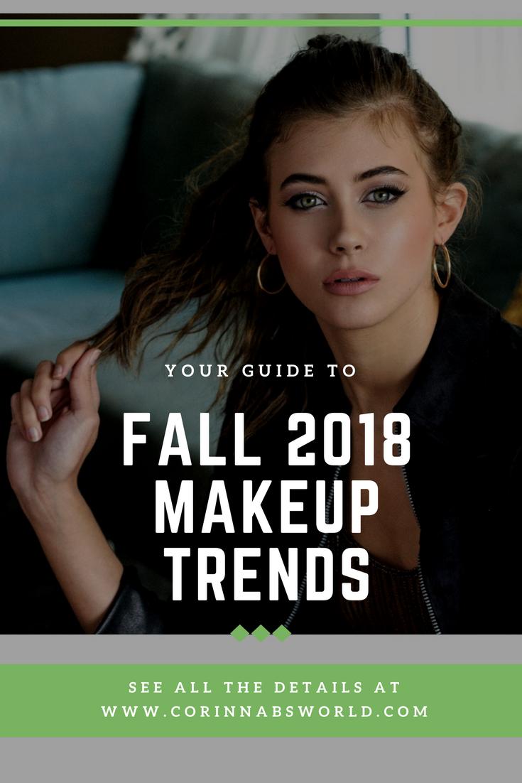 Black Friday Sephora 2018 >> Fall 2017 Beauty Trends ~ Graphic Liner - Corinna B's World