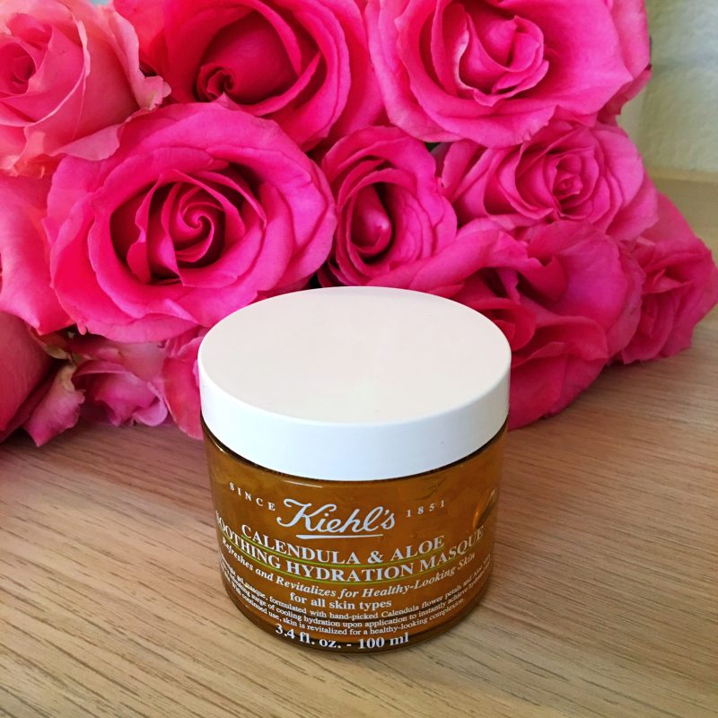 Kiehls Calendula and Aloe Mask