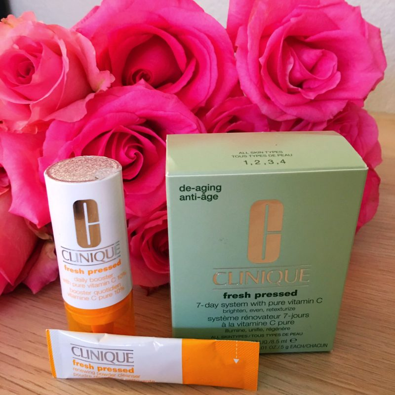 Clinique Fresh Pressed 7 Day Vitamin C