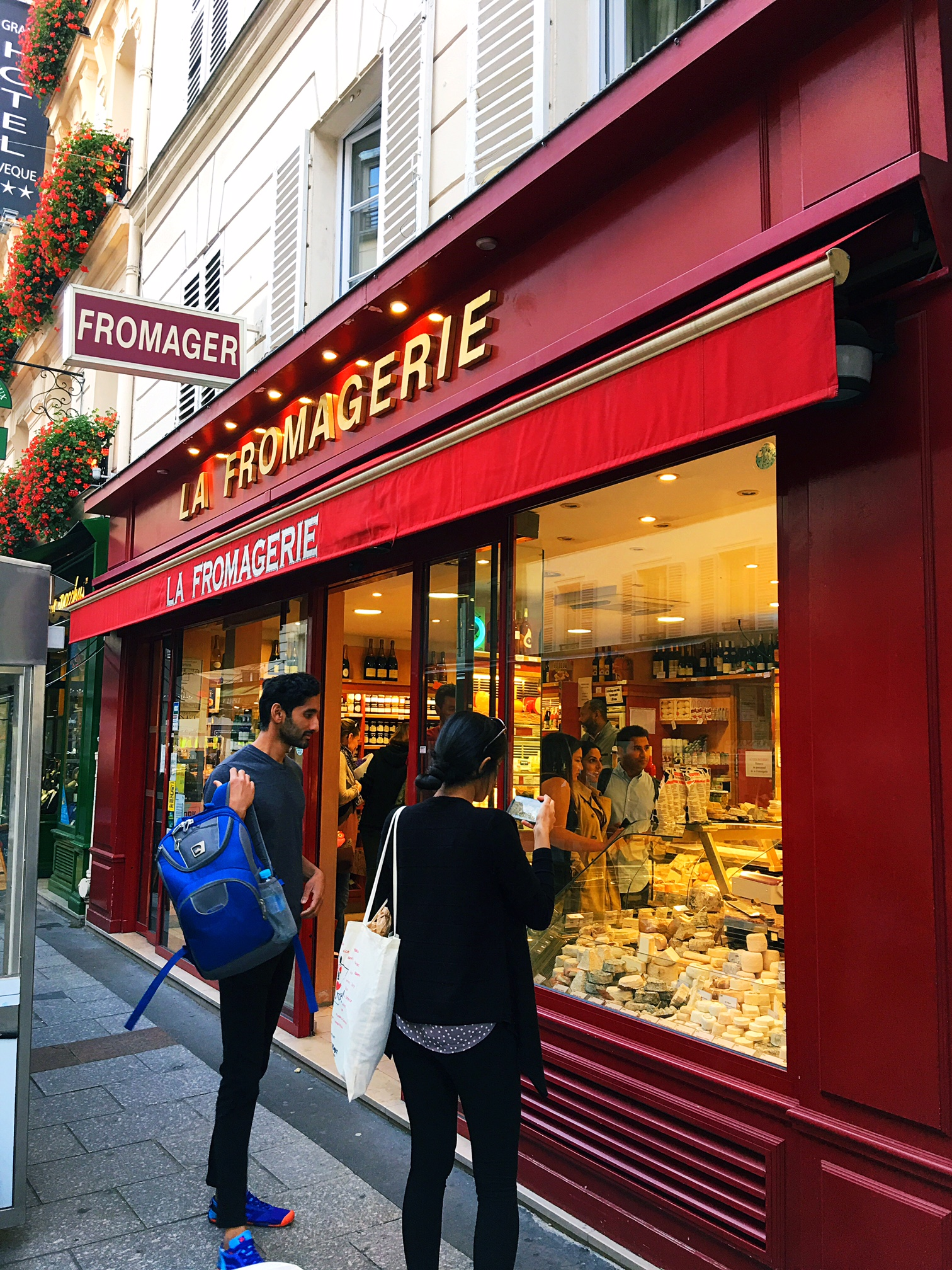 Rue Cler Fromagerie