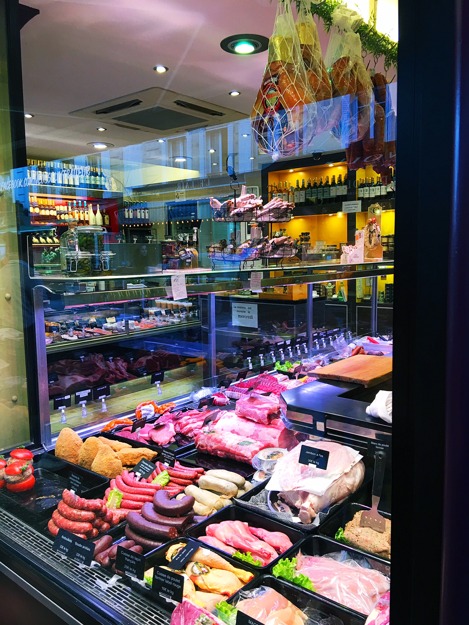Rue Cler Charcuterie